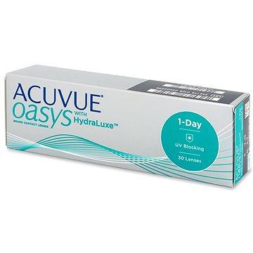 Acuvue Oasys 1 Day with HydraLuxe (30 čoček) dioptrie: -10.00, zakřivení: 8.50 - Kontaktní čočky