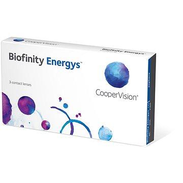 Biofinity Energys (3 čočky) dioptrie: -5.50, zakřivení: 8.60 - Kontaktní čočky