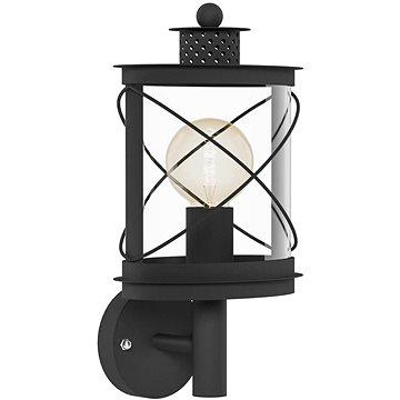 Eglo 94842 - VenKovní svítidlo HILBURN 1xE27/60W/230V IP44 - Nástěnná lampa