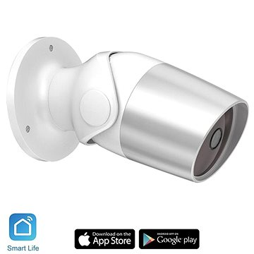 iQtech Smartlife SH615, venkovní Smart Wi-Fi IP kamera, IP65 - IP kamera