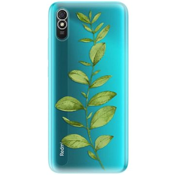 iSaprio Green Plant 01 pro Xiaomi Redmi 9A - Kryt na mobil