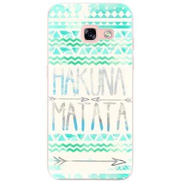 iSaprio Hakuna Matata Green pro Samsung Galaxy A3 2017 - Kryt na mobil