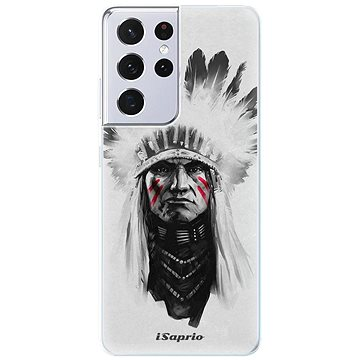 iSaprio Indian 01 pro Samsung Galaxy S21 Ultra - Kryt na mobil