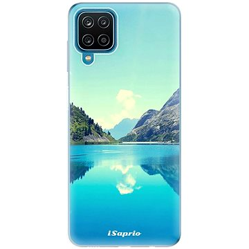 iSaprio Lake 01 pro Samsung Galaxy A12 - Kryt na mobil