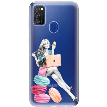 iSaprio Girl Boss pro Samsung Galaxy M21 - Kryt na mobil
