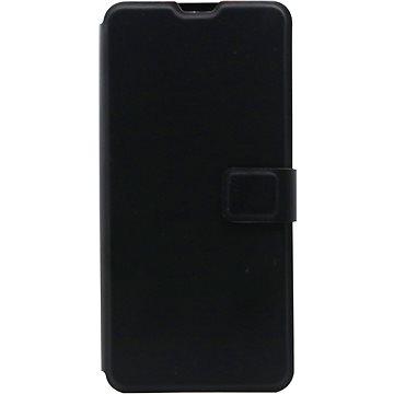 iWill Book PU Leather Case pro Realme 7 Pro Black - Pouzdro na mobil