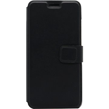 iWill Book PU Leather Case pro Xiaomi Redmi 9A Black - Pouzdro na mobil