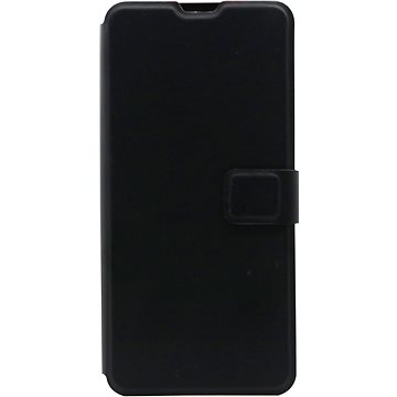 iWill Book PU Leather Case pro Xiaomi Redmi 9C Black - Pouzdro na mobil