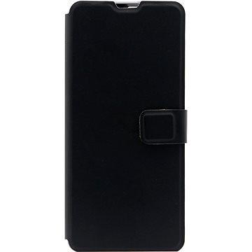 iWill Book PU Leather Case pro Google Pixel 5 Black - Pouzdro na mobil