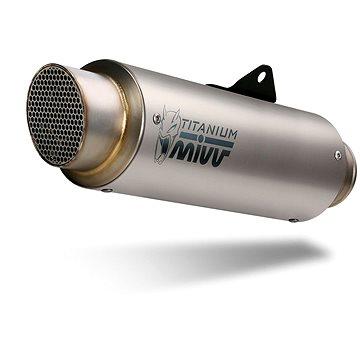 Mivv GP Pro Titanium pro KTM 125 Duke (2017 >) - Koncovka výfuku