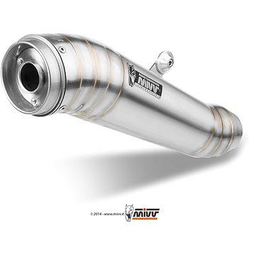 Mivv Ghibli Stainless Steel pro Suzuki GSX-R 600 (2008 > 2010) - Koncovka výfuku