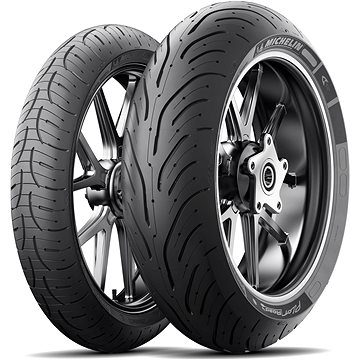 Michelin PILOT ROAD 4 120/70 ZR17 58 W - Motopneu