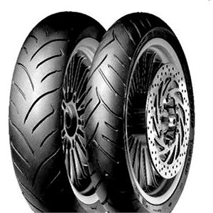 Dunlop ScootSmart 110/70/16 TL,F/R 52 S - Motopneu