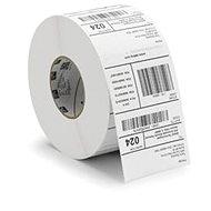 Zebra/Motorola nalepovací štítky pro termotransferový tisk 102mm x 64mm,  2200 ks štítků v roli - Etikety