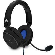 4Gamers Premium Gaming Headset PRO4-50S - drátové - PS4