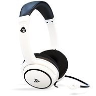 4Gamers Gaming Headset PRO4-40 White - PS4
