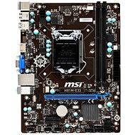 MSI H81M-E33 - Základní deska