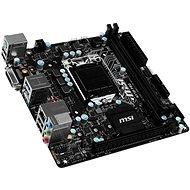 MSI H110I PRO - Základní deska
