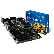 MSI B150 PC MATE - Základní deska