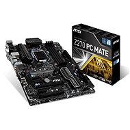 MSI Z270 PC MATE - Základní deska