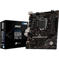 MSI B360M PRO-VD - Základní deska