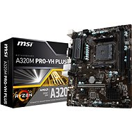 MSI A320M PRO-VH PLUS - Motherboard