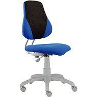 ALBA Fuxo V-line modro/šedá - Dětská židle