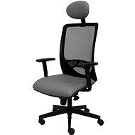 ALBA Duck šedá - Kancelářská židle