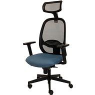 ALBA Mandy petrolejová - Kancelářská židle