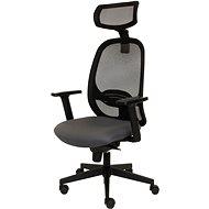 ALBA Mandy šedá - Kancelářská židle