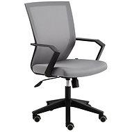 ALBA Merci šedá - Kancelářská židle