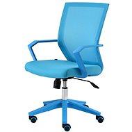 ALBA Merci modrá - Kancelářská židle