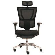 ALBA JOO černá - Kancelářská židle