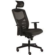 ALBA York síť černá - Kancelářská židle