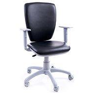 ALBA Torino černá - Dílenská židle