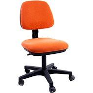 ALBA Sparta oranžová - Dětská židle