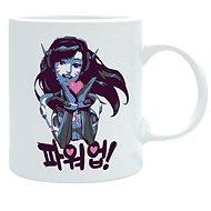 Abysse Overwatch Mug D.VA - Hrnek