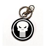 Abysse Marvel Key Ring Punisher - Přívěsek na klíče