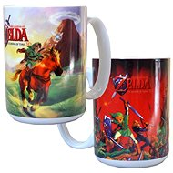 Abysse Zelda Ocarina of Time mug 3D