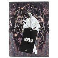 STAR WARS Darth Vader a Leia - Zápisník (2x) - Zápisník