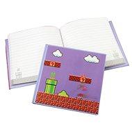 NINTENDO Super Mario - 3D zápisník - Zápisník