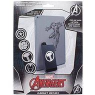 MARVEL Avengers - obtisky - Samolepící štítky