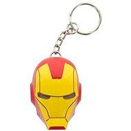 MARVEL Iron Man - svítící klíčenka - Klíčenka