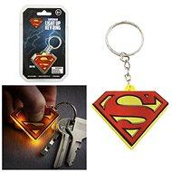 DC COMICS Superman - svítící klíčenka