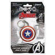MARVEL Captain America - Multi-functional Keyring Charm - Charm