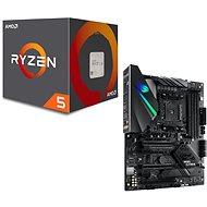 Akční balíček ASUS ROG STRIX B450-E GAMING + CPU AMD RYZEN 5 2600 - Set