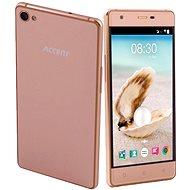 Accent Pearl zlatý - Mobilní telefon