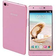 Accent Pearl růžová - Mobilní telefon