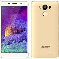 Accent Neon Gold - Mobilní telefon