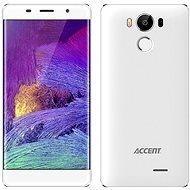 Accent Neon White - Mobilní telefon